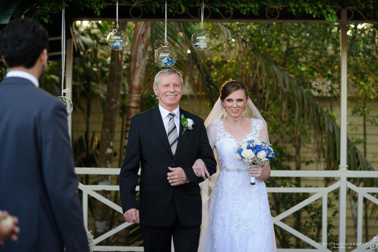 Melanie y Franklin Boda en Gamboa Rainforest Resort